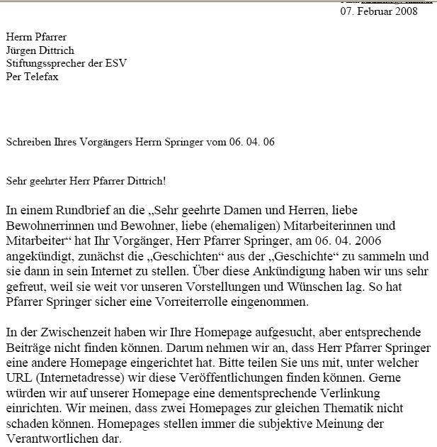 Esv Will Schreckenszeit Im Internet Dokumentieren