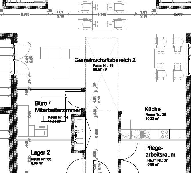 Seit Heute Liegen Der Arbeitsgruppe Die Baupläne Für Das Marianne Behrs Haus  Vor. Wieder Macht Es Neugierig Und Spaß, Solche Pläne Zu Studieren. Und Man  ...